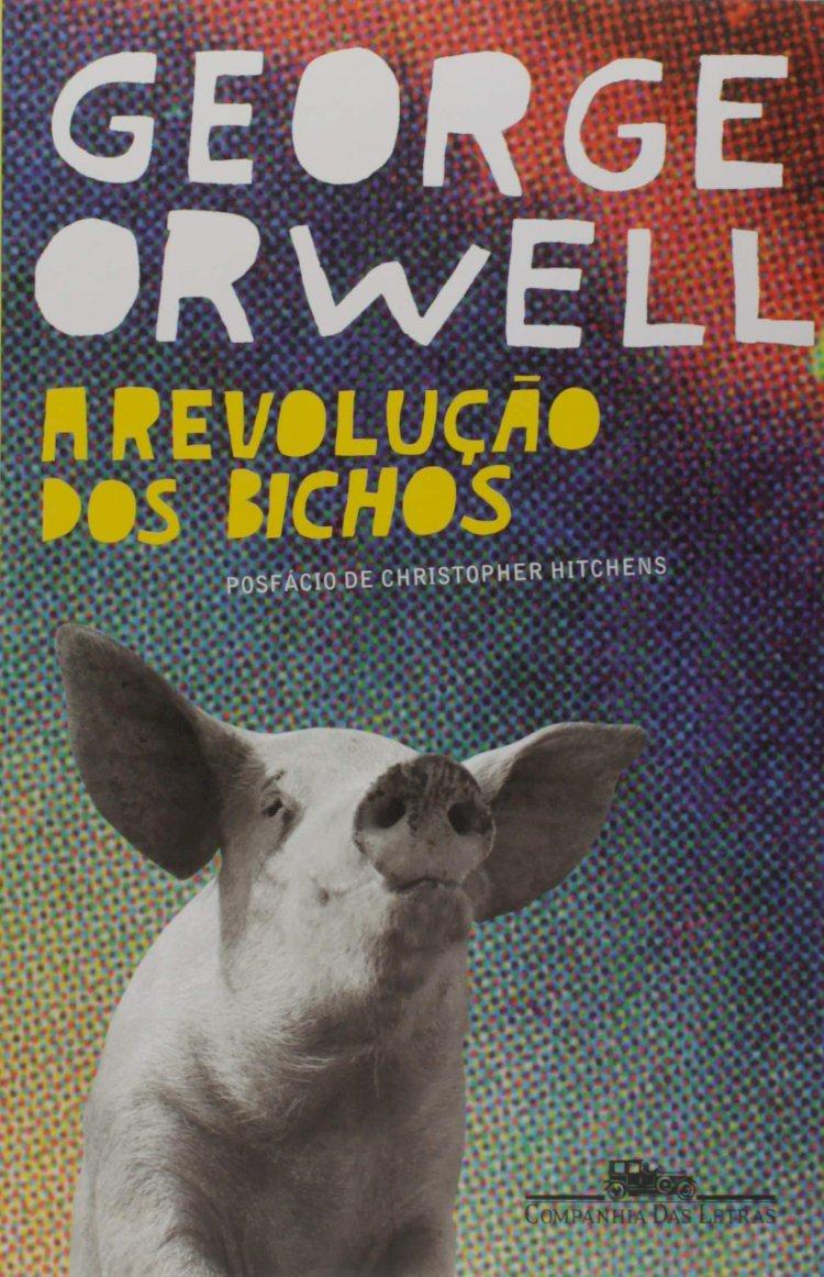 Resumo A Revolução dos Bichos - George Orwell