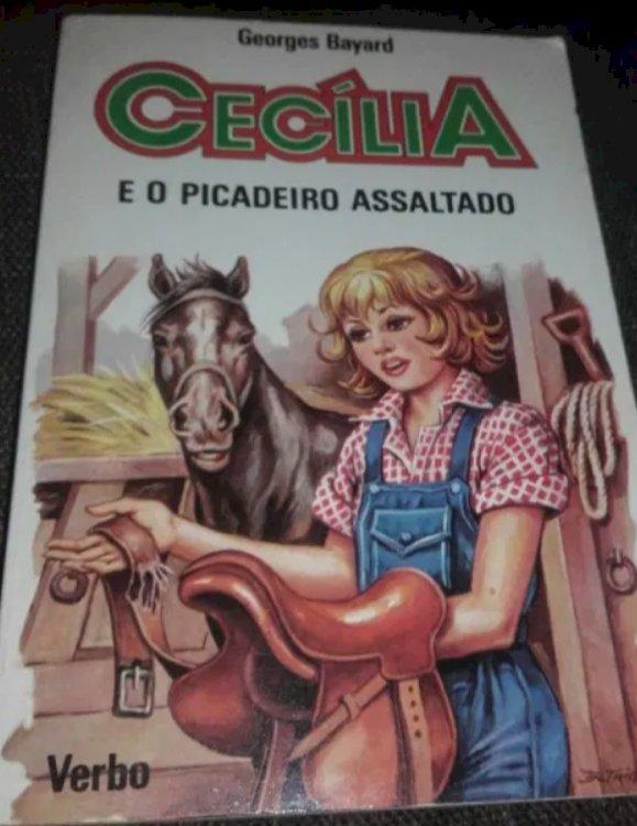 Resumo do Livro Cecília e o Picadeiro Assaltado