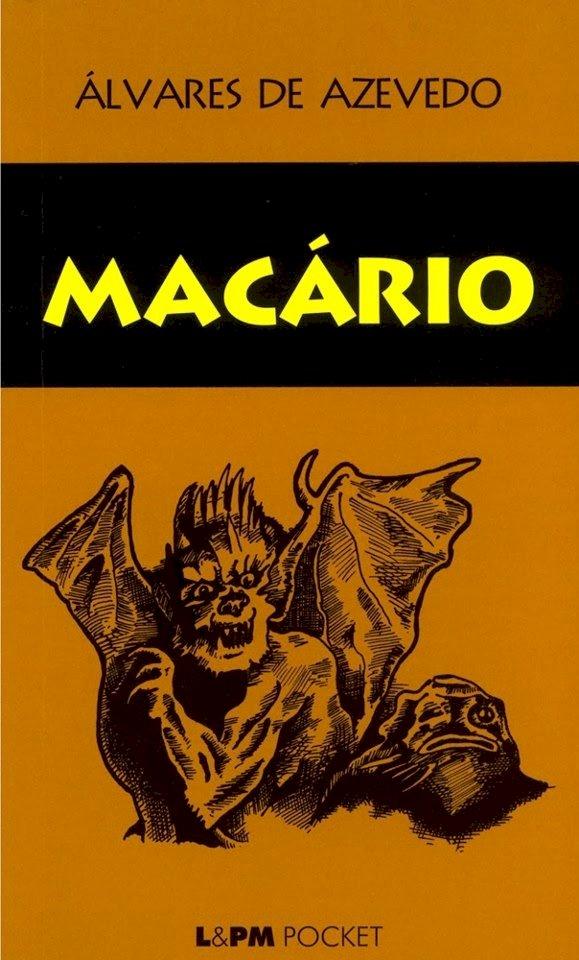 Resumo do Livro Macário - Álvares de Azevedo