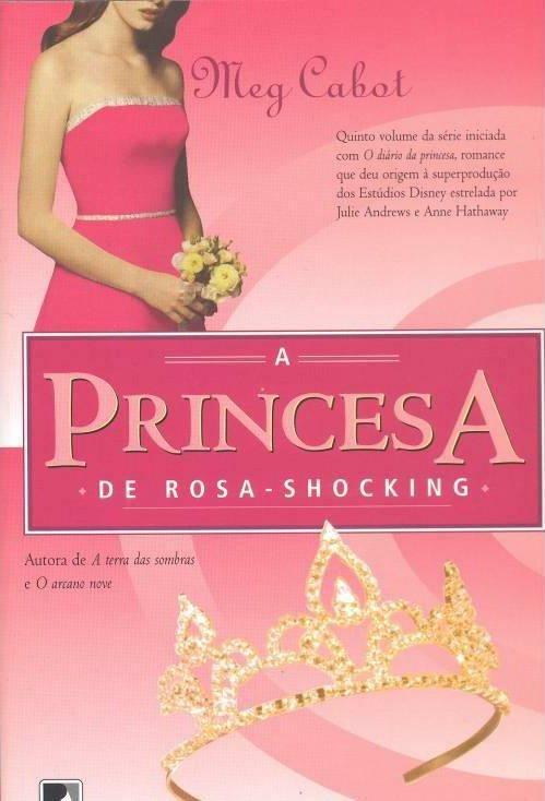 Resumo O Diário de uma Princesa - Meg Cabot