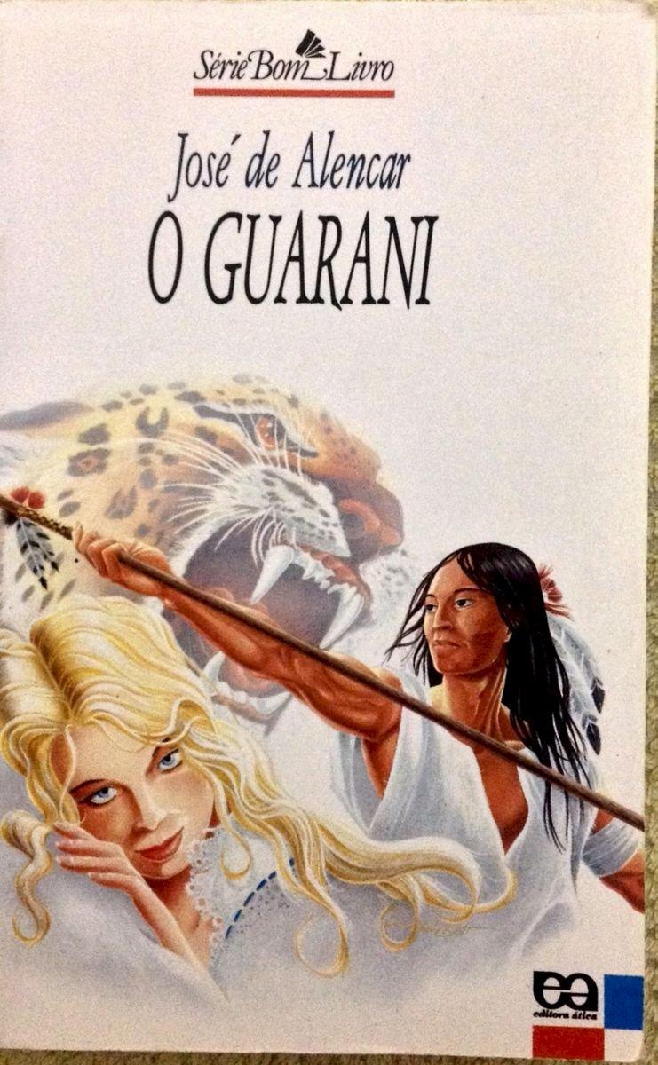 Resumo O Guarani de José de Alencar