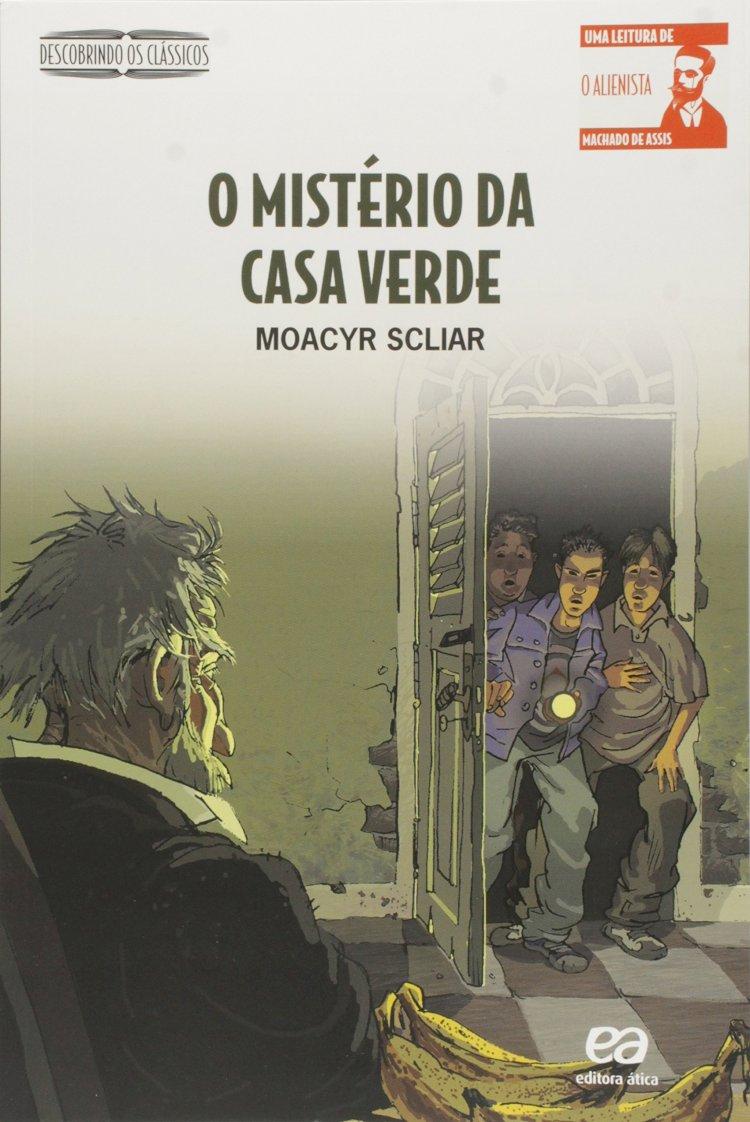 Resumo O mistério da casa verde - Moacyr Scliar