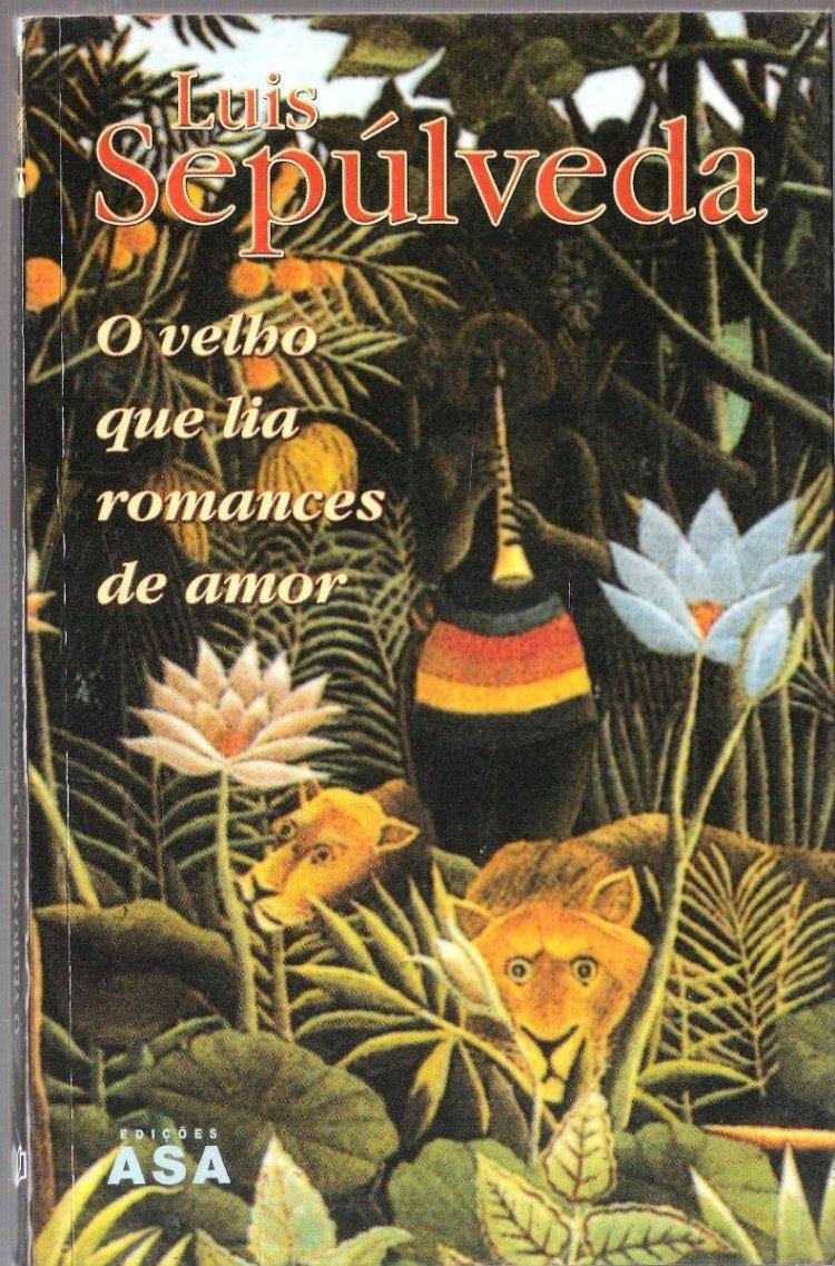 Resumo O Velho que Lia Romances de Amor