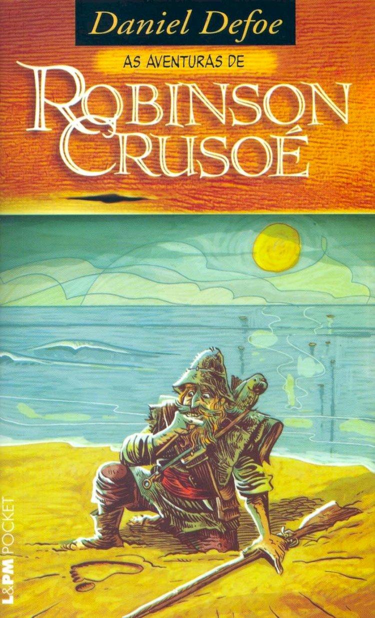 Resumo Robinson Crusoé - Daniel Defoe