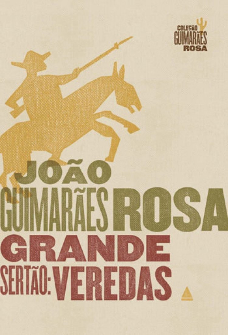 Resumo Grande Sertão Veredas - Guimarães Rosa
