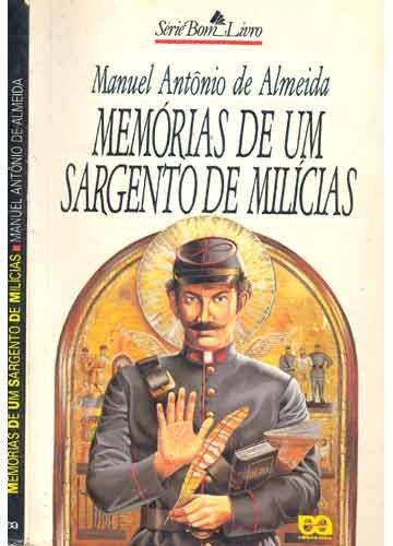 Resumo Memórias de um Sargento de Milicias