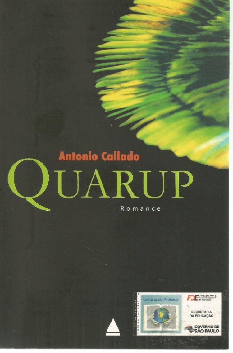 Resumo Quarup - Antônio Callado