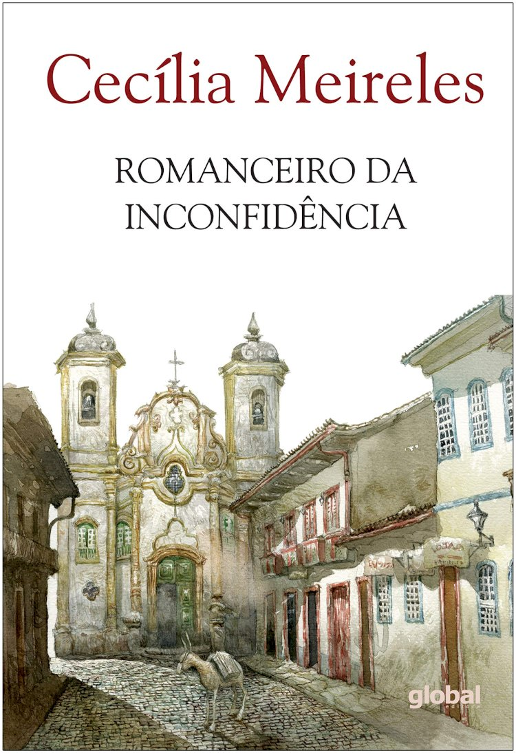 Resumo Romanceiro da Inconfidência - Cecília Meireles