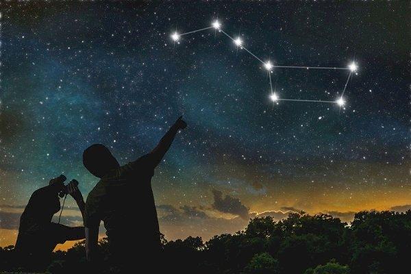 Trabalho Pronto Sobre as Constelações