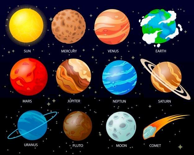 Trabalho Pronto Sobre os Planetas
