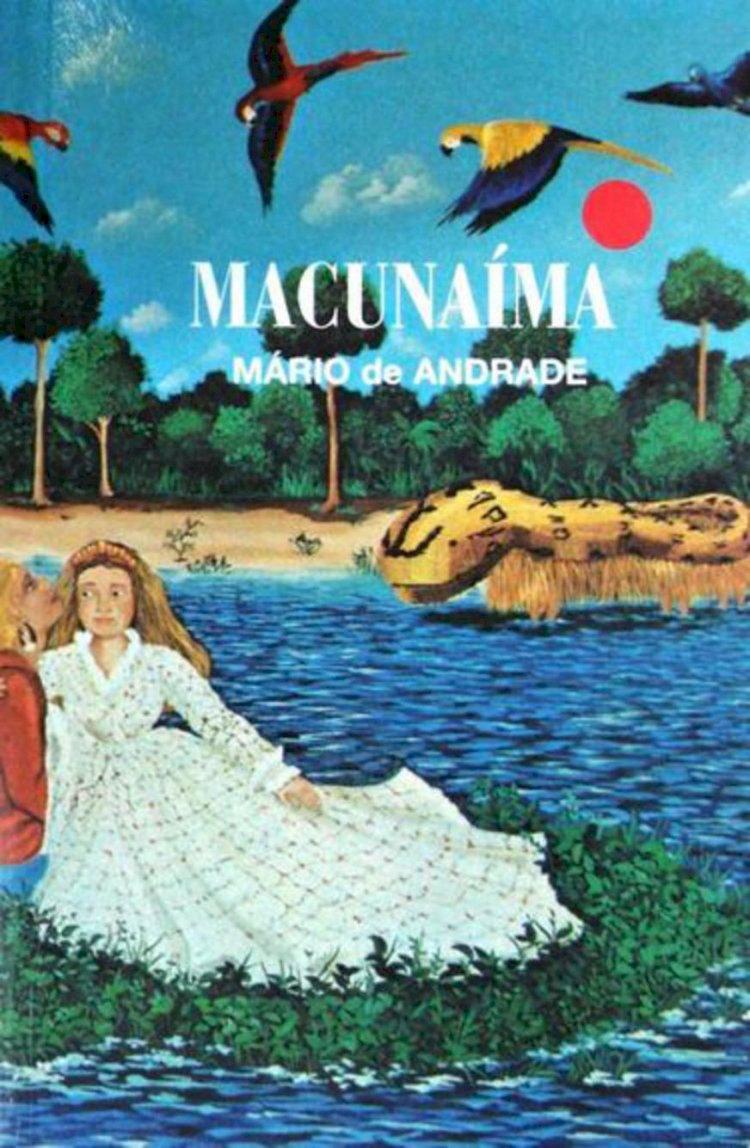 Resumo Macunaíma - Mário de Andrade - Modernismo