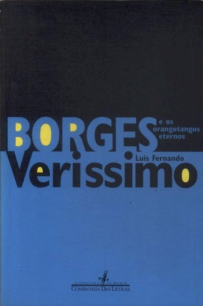 Resumo Borges e os Orangotangos Eternos - Luís Fernando Veríssimo