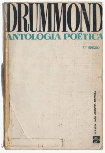 Resumo Antologia Poética - Carlos Drummond de Andrade