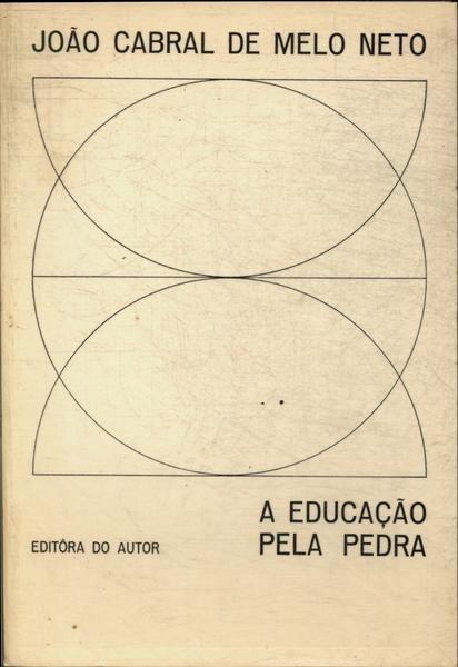 Resumo A Educação pela Pedra - João Cabral de Melo Neto